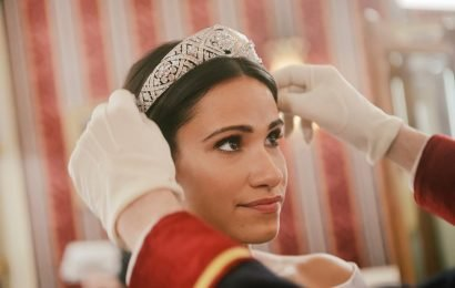 Lifetime's 'Harry & Meghan: Becoming Royal' Premiere Date Is Just Around The Corner