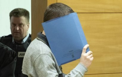 German man gets life for poisoning co-workers' sandwiches