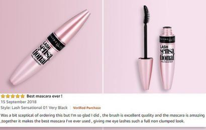 This mascara is topping Amazon's best seller list