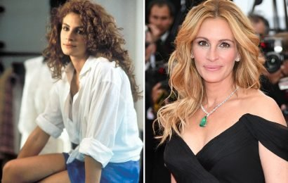 How old is Julia Roberts, what films is the Pretty Woman star known for and does she have any children?