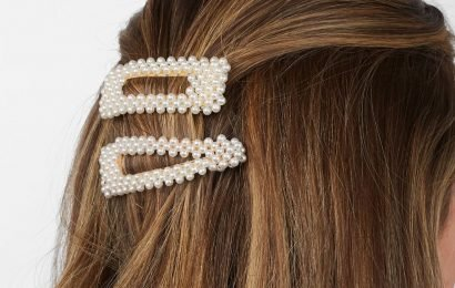 Today's Must-Have: BaubleBar's '90s Hair Accessories
