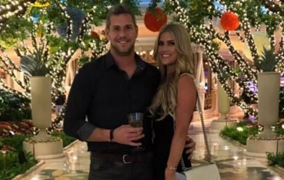 Birthday Boy! Christina Anstead Surprises Husband Ant With Vintage Car