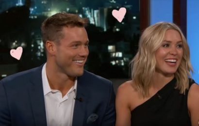 'Bachelor' Couple Colton Underwood & Cassie Randolph Answer All Of Your Burning Questions On