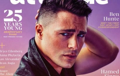 Colton Haynes Says He Was In A Bad Way After The Death Of His Mom And His Split From His Husband