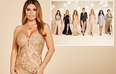 Real Housewives of Cheshire's Tanya Bardsley says she's terrified of coming off anti-depressants