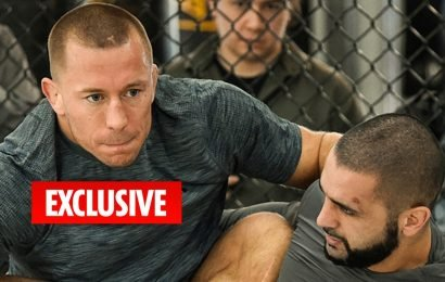 Georges St-Pierre retired from UFC because Khabib super-fight couldn't be made, claims trainer Firas Zahabi