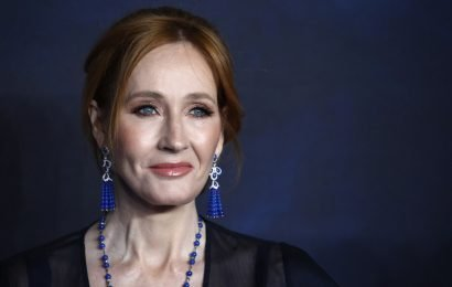 Twitter Wants J.K. Rowling To Stop Revealing Dumbledore And Grindelwald's Intimate Life