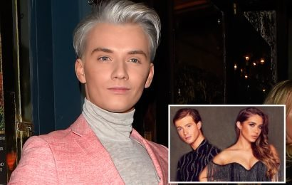 Former Towie star Harry Derbidge accuses newbies of trying to copy original cast members