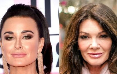 Kyle Richards Calls Out LVP for Sharing Tweet About Firing 'RHOBH' Cast