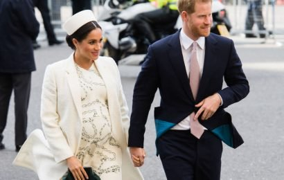 Will Prince Harry and Meghan Markle Spoil Baby Sussex?