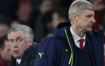 Arsene Wenger 'didn't want Emery to replace him at Arsenal and preferred Ancelotti'