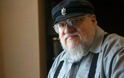 Game of Thrones writer George RR Martin admits even HE doesn't know how the show will end