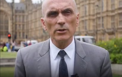 Fresh anti-Semitism storm as Labour groups pile pressure on bosses to let suspended Chris Williamson BACK in the party