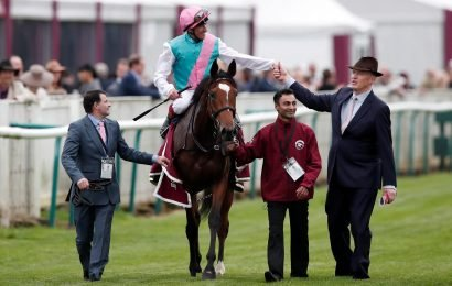 Enable: Two-time Arc heroine to kick off her season at Epsom racecourse in May