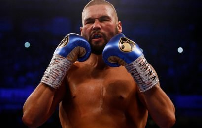 Tony Bellew in bizarre hacking claim after posting insensitive Mike Thalassitis tweet… which he said he agreed with