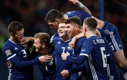 Kazakhstan vs Scotland: Live stream, what TV channel, team news and kick off time for the Euro 2020 qualifier