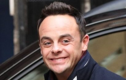 Ant McPartlin and Declan Donnelly live apart for the first time in 30 years