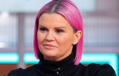 How much weight has Kerry Katona lost and what's the Celebs Go Dating star's Instagram handle?