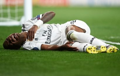 Real Madrid crisis deepens with star man Vinicius Junior to miss rest of season with torn ligament
