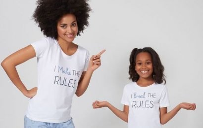 Boux Avenue has launched matching mum and daughter pyjama sets for Mother's Day – and prices start from just £14