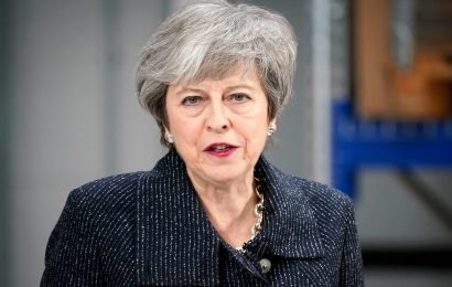 May forced to grant MPs a vote on raft of soft Brexit options if deal collapses