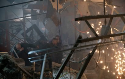 Who dies in the Coronation Street factory roof collapse, who makes it out alive and who was responsible?