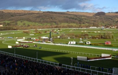 Cheltenham 1.30 racecard: Runners and riders for the Ballymore Novices' Hurdle live on ITV today