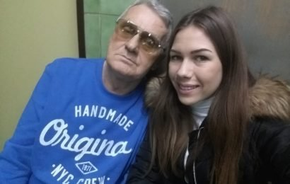 Woman, 21, reveals sex life with her 74-year-old fiance and jokes he 'doesn't need Viagra'