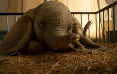 Tim Burton's Dumbo will make you absolutely believe an elephant can fly