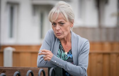 Who is Tracie Bennett? Meet The Bay actress playing Margaret Foley