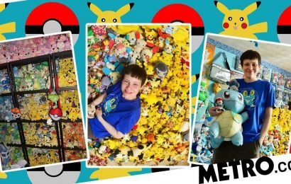 I'm Your Biggest Fan – Pokémon record holder collects more than 21,000 items