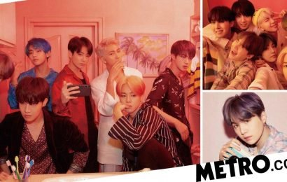 BTS releases concept photos for Map of the Soul and they're beautiful
