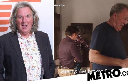 Grand Tour's James May accidentally breaks Stalin's actual home