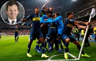 Champions League needs to incorporate River Plate and Boca to create gripping TV