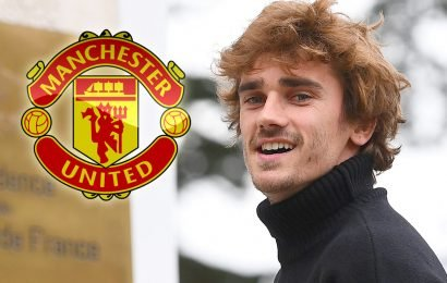 Man Utd 'favourites' to sign unhappy Atletico Madrid ace Antoine Griezmann after he burnt his bridges with Barcelona last summer