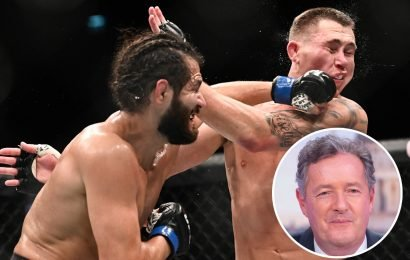 GMB host Piers Morgan continues war of words with Darren Till after UFC star is KO'd by Jorge Masvidal