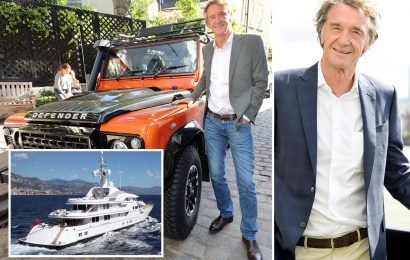 Meet Sir Jim Ratcliffe, the potential new Chelsea owner who grew up on a council estate, owns two yachts and is worth £21bn
