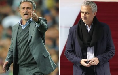 Mourinho 'will be Real Madrid manager next season' says Calderon with fans chanting his name during Barcelona defeat