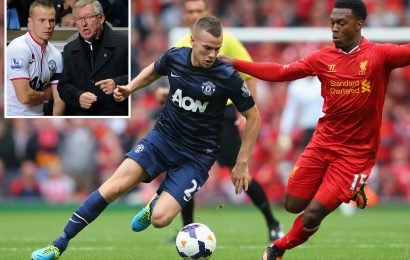 Cleverly on Man Utd hate mail, Fergie rollickings and how Liverpool killed his Old Trafford career