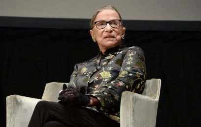 Sam Adams' Ruth Bader Ginsburg-Themed Beer Has the Best Name