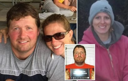 "Scorned husband 'killed wife with a RAKE after googling ""what happened to cheating spouses in Aztec tribes""'"