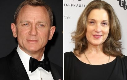 Bond 25 producer Barbara Broccoli 'reveals the film WON'T be called Shatterhand' after fan backlash over the name