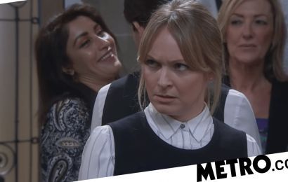 Vanessa hits back after uncovering a shock plot against Charity in Emmerdale