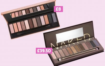 Matalan launches its own beauty brand with everything under £8 – including a dupe of Urban Decay's Naked palette