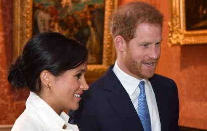 """William, Kate, Harry, and Meghan Reunite to Celebrate Their """"Pa,"""" Prince Charles"""