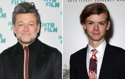 Andy Serkis, Thomas Brodie-Sangster to Star in 'Mouse Guard'