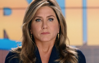 Morning Show: Watch First Footage of Jennifer Aniston-Reese Witherspoon's Upcoming Apple Drama Series