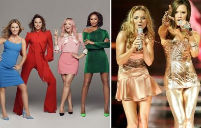 Geri Halliwell reignites Spice Girls feud with Victoria Beckham by insisting she prefers Baby to Posh