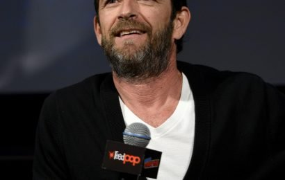 Luke Perry's Fiancée Shared A Moving Statement About The 'Riverdale' Star's Passing