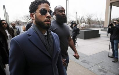 Jussie Smollett Pleads Not Guilty To Charges Of Lying About A Hate Crime